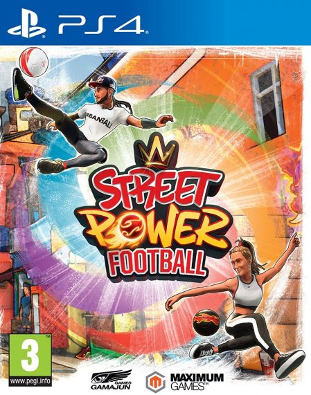 Echanger le jeu Street Power Football  sur PS4