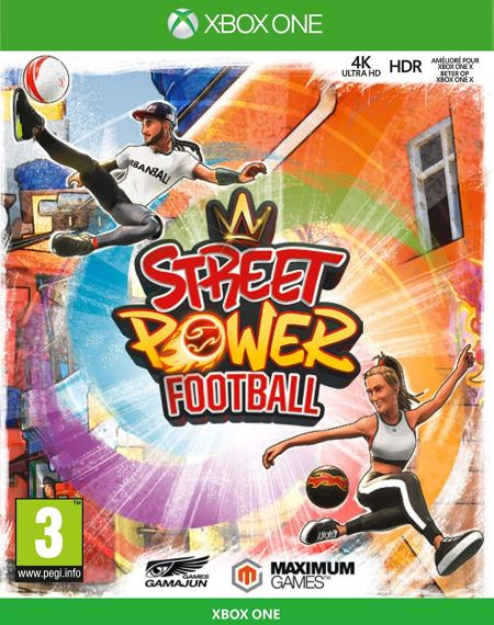 Echanger le jeu Street Power Football sur Xbox One