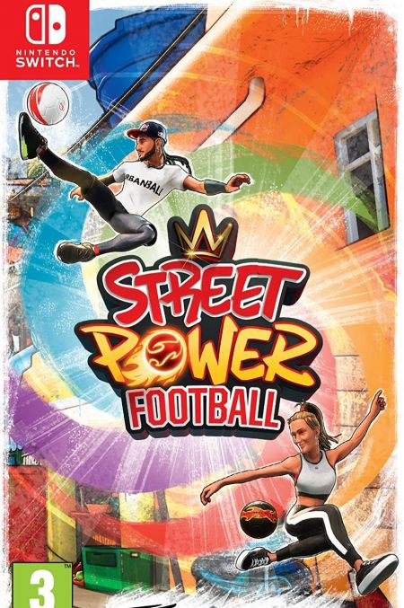 Echanger le jeu Street Power Football sur Switch