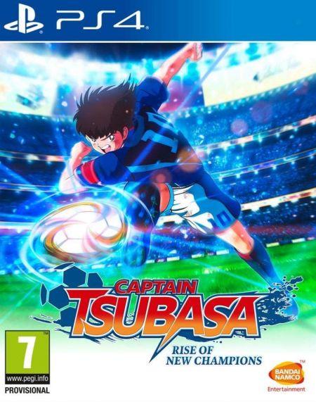Echanger le jeu Captain Tsubasa : Rise of New Champions sur PS4
