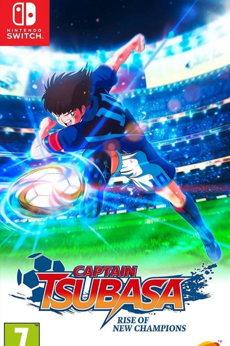 Echanger le jeu Captain Tsubasa : Rise of New Champions sur Switch