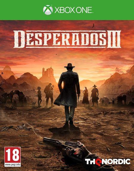 Echanger le jeu Desperados 3 sur Xbox One