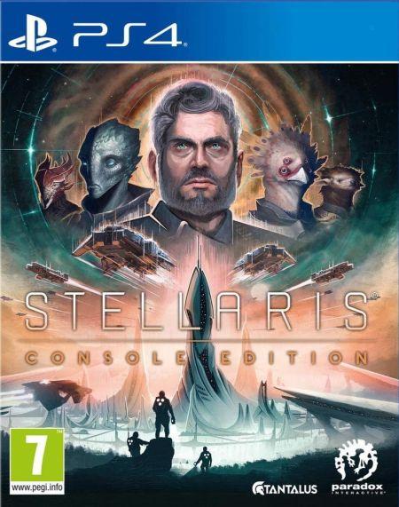 Echanger le jeu Stellaris  sur PS4