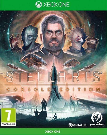 Echanger le jeu Stellaris sur Xbox One