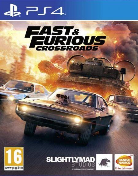 Echanger le jeu Fast & Furious Crossroads sur PS4