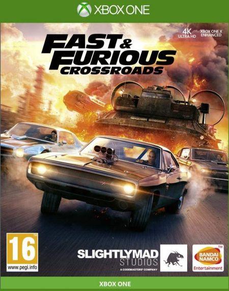 Echanger le jeu Fast & Furious Crossroads sur Xbox One