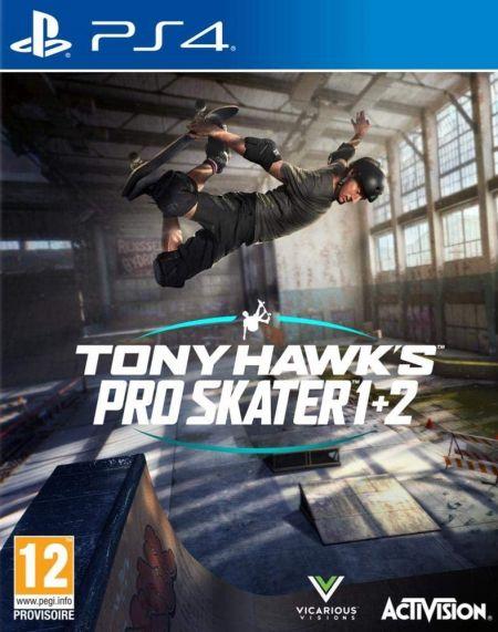 Echanger le jeu Tony Hawk's Pro Skater 1+2 sur PS4