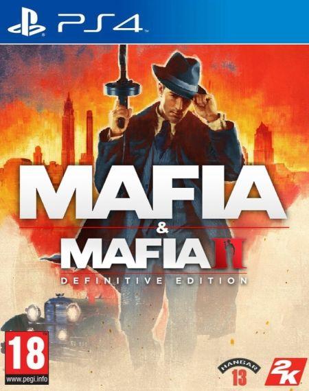 Echanger le jeu Mafia 1&2 Definitive Edition sur PS4