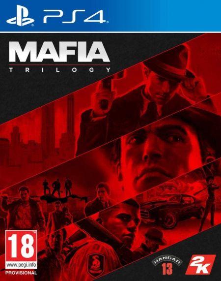 Echanger le jeu Mafia - Trilogy sur PS4