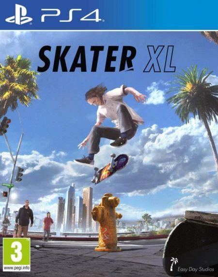 Echanger le jeu Skater XL sur PS4