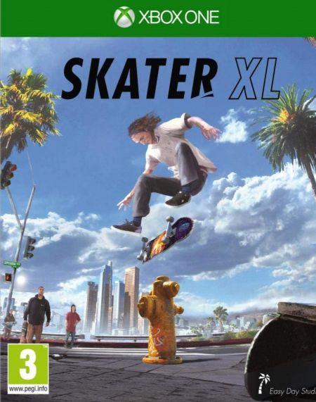 Echanger le jeu Skater XL sur Xbox One
