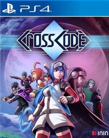 Echanger le jeu CrossCode sur PS4