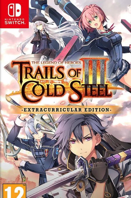 Echanger le jeu The Legend of Heroes : Trails of Cold Steel III- Extracurricular Edition sur Switch