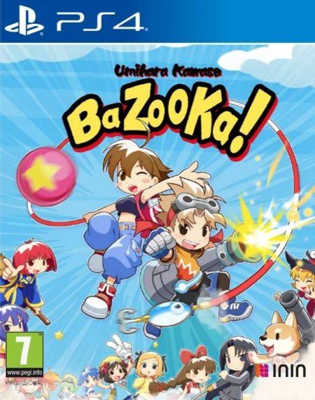 Echanger le jeu Umihara Kawase Bazooka sur PS4