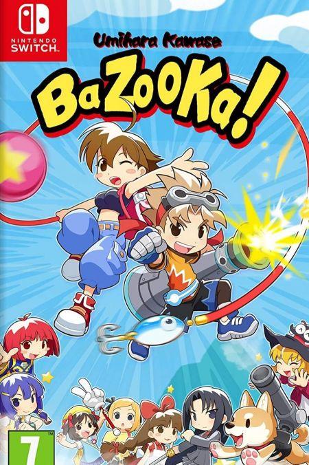 Echanger le jeu Umihara Kawase Bazooka sur Switch