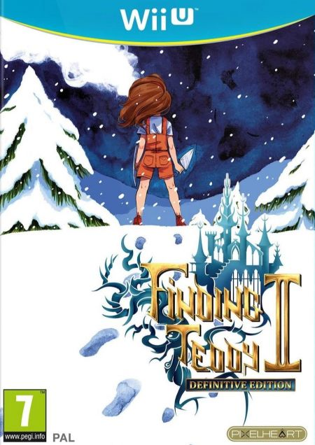Echanger le jeu Finding Teddy 2 - Definitive Edition sur Wii U