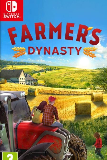 Echanger le jeu Farmer's Dynasty sur Switch