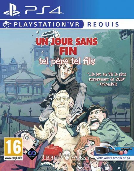 Echanger le jeu Un jour sans fin - Tel pere tel fils (PS-VR Requis) sur PS4