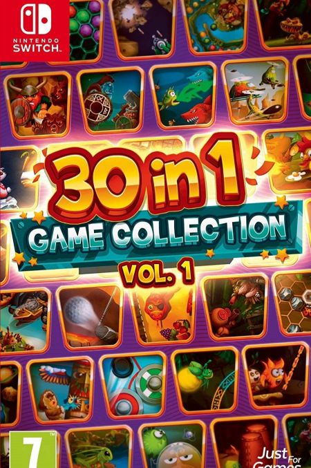Echanger le jeu 30 in 1 - Game Collection vol.1 sur Switch