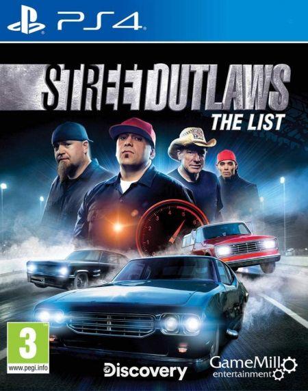 Echanger le jeu Street Outlaws - The List sur PS4