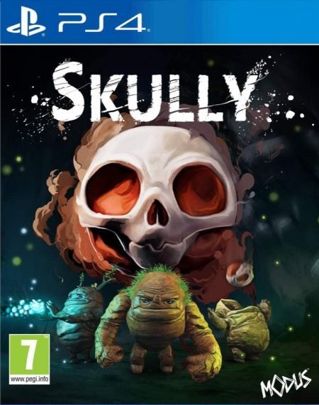 Echanger le jeu Skully sur PS4