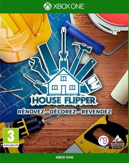 Echanger le jeu House Flipper sur Xbox One