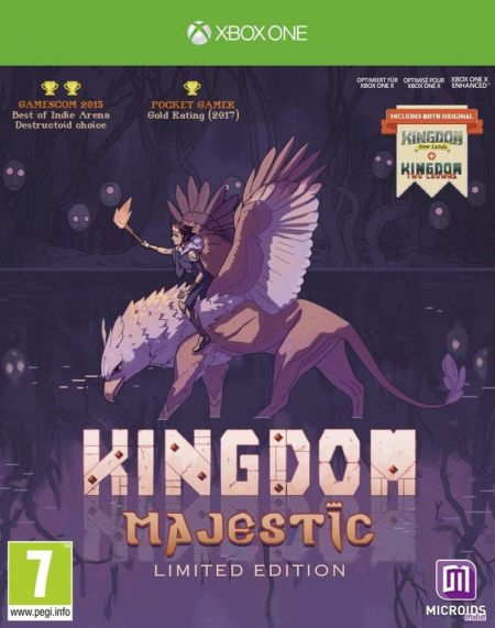 Echanger le jeu Kingdom Majestic - Limited Edition sur Xbox One