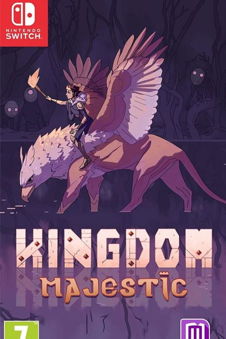 Echanger le jeu Kingdom Majestic - Limited Edition sur Switch