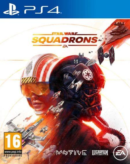 Echanger le jeu Star Wars: Squadrons sur PS4