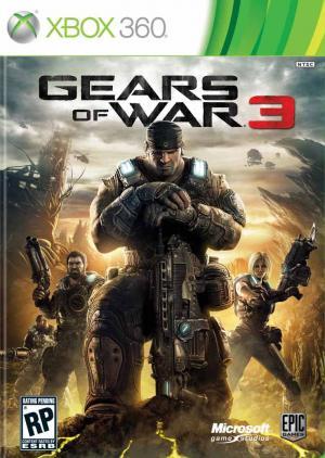 Echanger le jeu Gears of War 3 sur Xbox 360