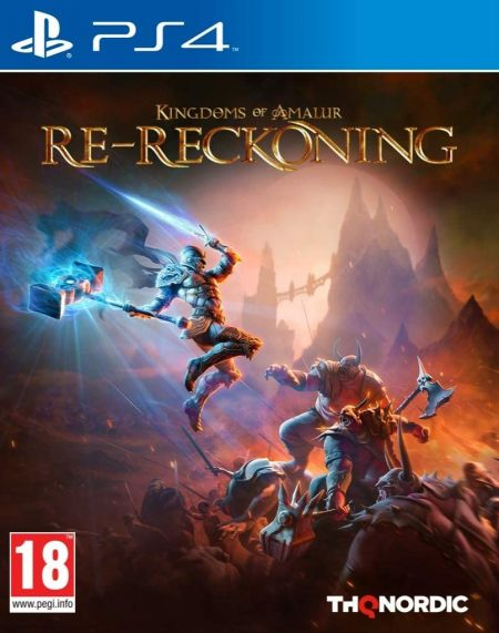 Echanger le jeu Kingdom Of Amalur: Reckoning - Remastered sur PS4