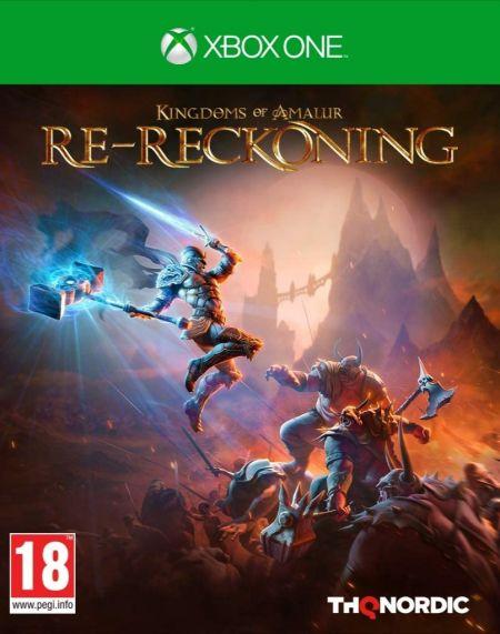 Echanger le jeu Kingdom Of Amalur: Reckoning - Remastered sur Xbox One