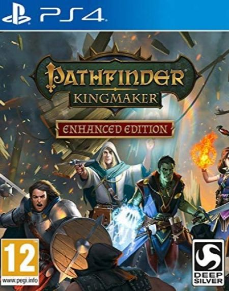 Echanger le jeu Pathfinder: Kingmaker - Enhanced Edition sur PS4