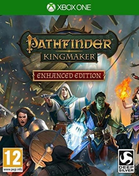 Echanger le jeu Pathfinder: Kingmaker - Enhanced Edition sur Xbox One