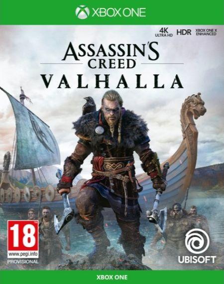 Echanger le jeu Assassin's Creed Valhalla sur Xbox One