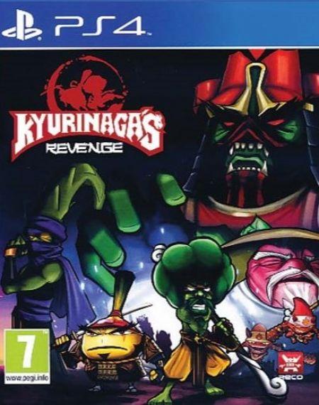 Echanger le jeu Kyurinaga's Revenge sur PS4