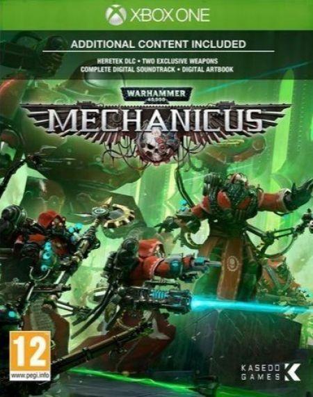 Echanger le jeu Warhammer 40K Mechanicus sur Xbox One