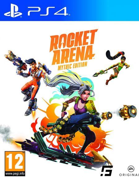 Echanger le jeu Rocket Arena (Jeu exclusivement en ligne) sur PS4