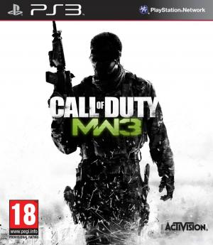 Call Of Duty - Modern Warfare 3 - PlayStation 3