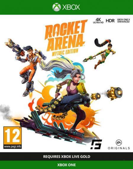 Echanger le jeu Rocket Arena (Jeu exclusivement en ligne) sur Xbox One