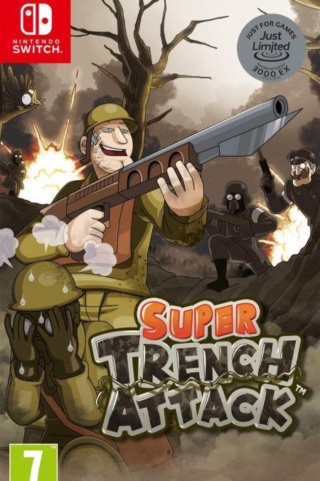 Echanger le jeu Super Trench Attack sur Switch