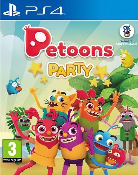 Echanger le jeu Petoons Party sur PS4