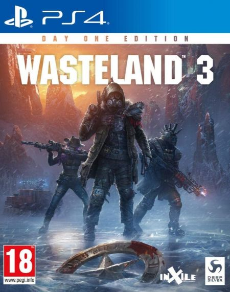 Echanger le jeu Wasteland 3 : Day One Edition sur PS4