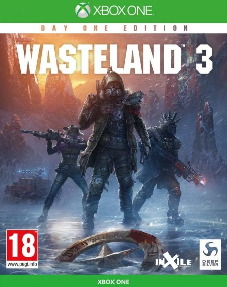 Echanger le jeu Wasteland 3 : Day One Edition sur Xbox One