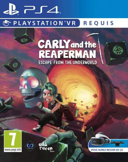 Echanger le jeu Carly and the Reaper Man (PS-VR Requis) sur PS4