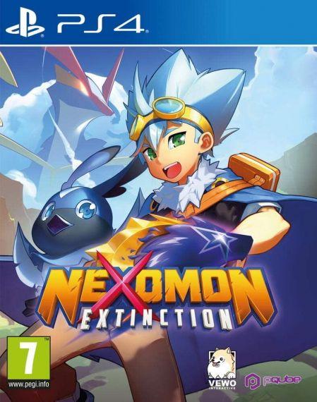 Echanger le jeu Nexomon Extinction sur PS4