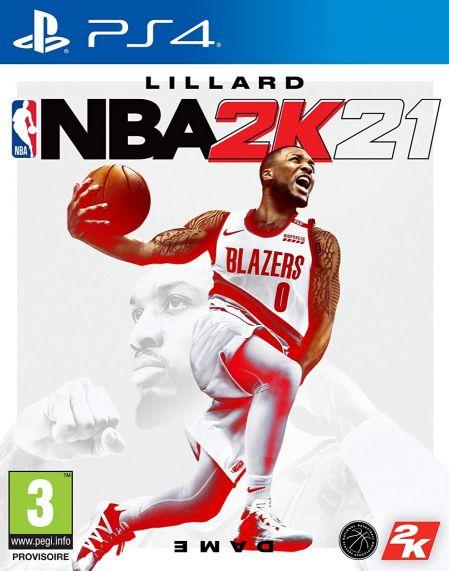 Echanger le jeu NBA 2K21 sur PS4