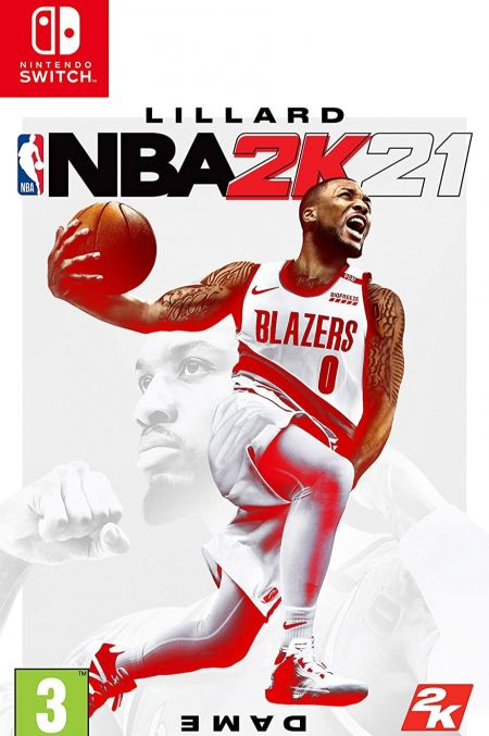 Echanger le jeu NBA 2K21 sur Switch