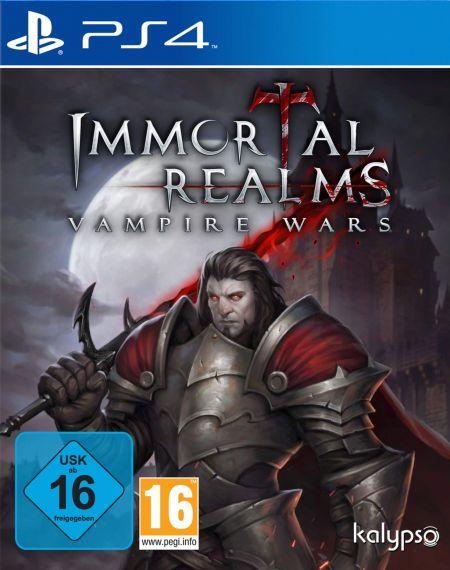 Echanger le jeu Immortal Realms: Vampire Wars sur PS4