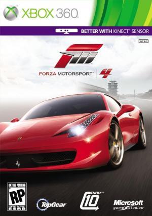 Echanger le jeu Forza Motorsport 4 sur Xbox 360